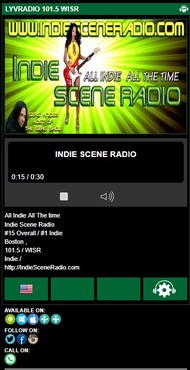 Contact Us/Submit Music - INDIE SCENE RADIO